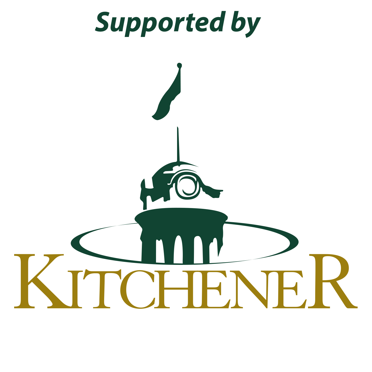 Supported by Kitchener